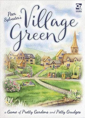 Stalo žaidimas Village Green