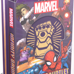 Stalo žaidimas Infinity Gauntlet A Love Letter Game