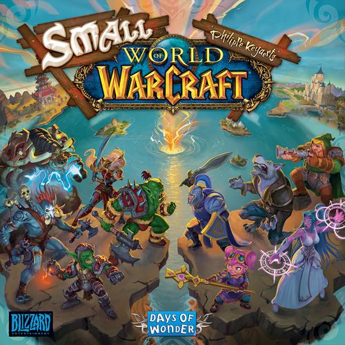 Stalo žaidimas Small World of Warcraft