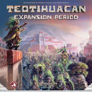 Stalo žaidimas Teotihuacan Expansion Period