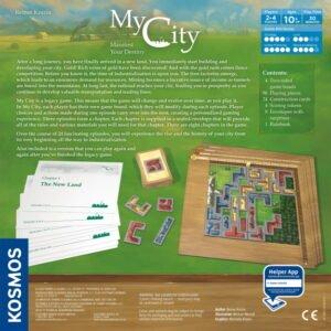 Stalo žaidimas My City