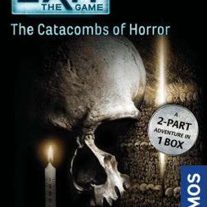 Stalo žaidimas Exit The Catacombs of Horror