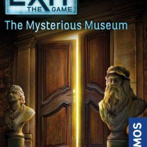 Stalo žaidimas Exit The Mysterious Museum