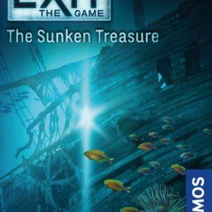 Stalo žaidimas Exit The Sunken Treasure