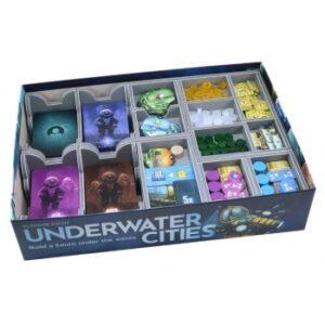 Underwater Cities Insert