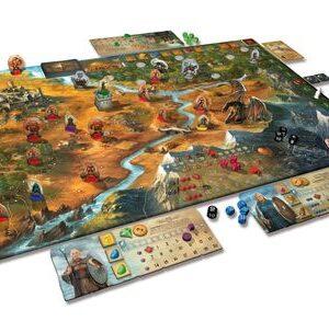 Stalo žaidimas Legends of Andor
