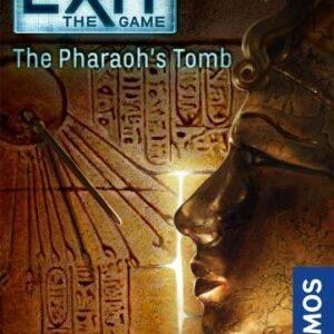 Stalo žaidimas Exit: The Pharaoh's Tomb