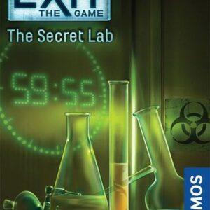 Stalo žaidimas Exit The Secret Lab