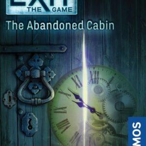 Stalo žaidimas Exit The Abandoned Cabin