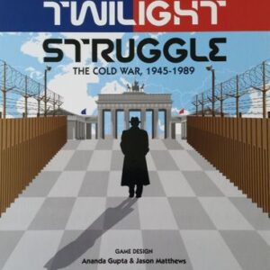 Stalo žaidimas Twilight Struggle Deluxe Edition