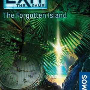 Stalo žaidimas Exit The Forgotten Island