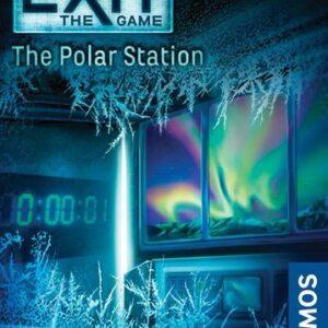 Stalo žaidimas Exit The Polar Station