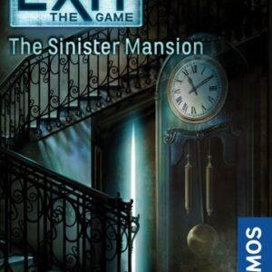 Stalo žaidimas Exit The Sinister Mansion