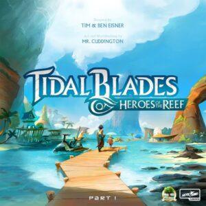 Stalo žaidimas Tidal Blades
