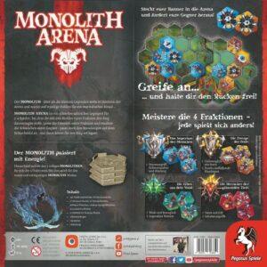 Stalo žaidimas Monolith Arena