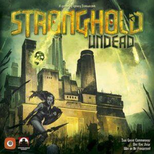 Stalo žaidimas Stronghold: Undead