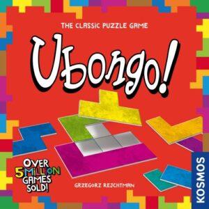Stalo žaidimas Ubongo