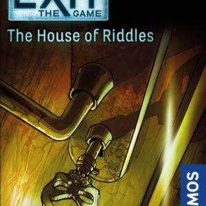 Stalo žaidimas Exit House of Riddles
