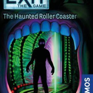 Stalo žaidimas Exit - The Haunted Rollercoaster