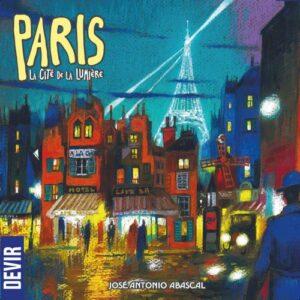 Stalo žaidimas Paris La Cité de la Lumière