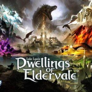 Stalo žaidimas Dwellings of Eldervale