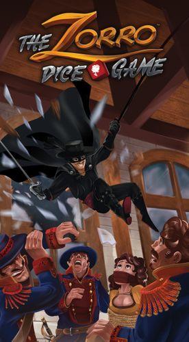 Stalo žaidimas Zorro Dice Game