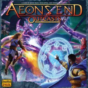 Stalo žaidimas Aeon's End Outcasts