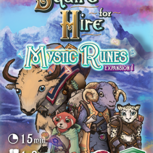 Stalo žaidimas Squire for Hire Mystic Runes