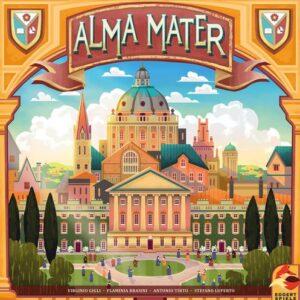 Stalo žaidimas Alma Mater