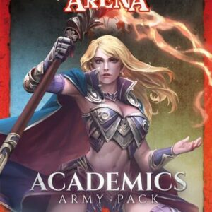 Stalo žaidimas Monolith Arena Academics