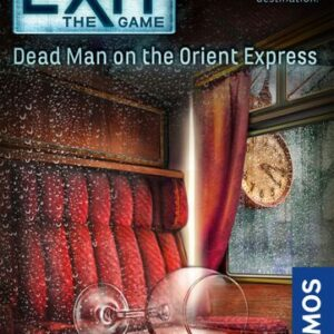 Stalo žaidimas Exit The Dead Man on The Orient Express