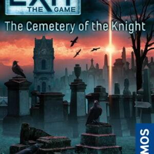 Stalo žaidimas Exit The Cemetry of the Knight