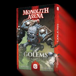 Stalo žaidimas Monolith Arena: Golems