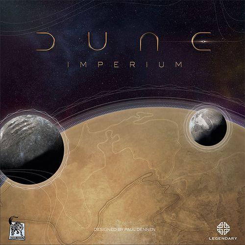 Stalo žaidimas Dune Imperium