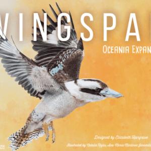 Stalo žaidimas Wingspan Oceania Expansion