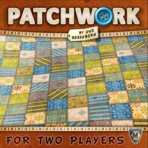 Stalo žaidimas Patchwork