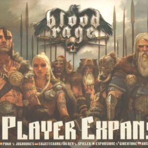 Stalo žaidimas Blood Rage - 5th Player Expansion