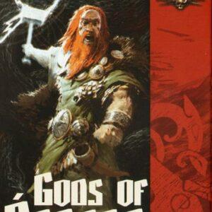 Stalo žaidimas Blood Rage - Gods of Asgard