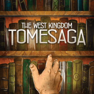 Stalo žaidimas The West Kingdom Tome Saga
