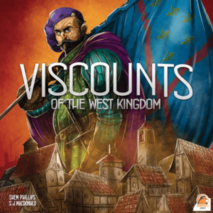 Stalo žaidimas Viscounts of the West Kingdom
