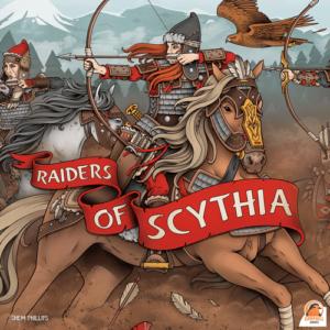 Stalo žaidimas Raiders of Scythia