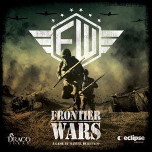 Stalo žaidimas Frontier Wars