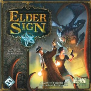 Stalo žaidimas Elder Sig