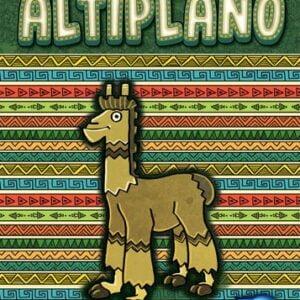 Stalo žaidimas Altiplano