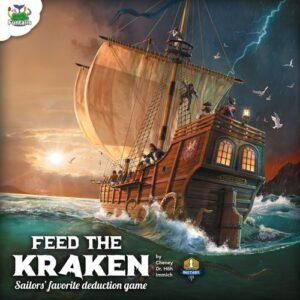 Stalo žaidimas Feed the Kraken Basic Edition