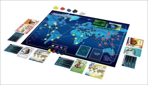 Pandemic (LT versija)