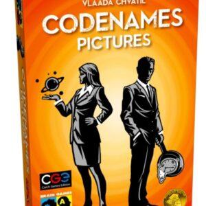 Codenames Pictures (LT versija)
