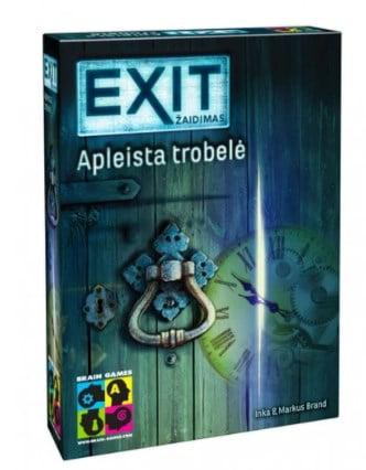 EXiT: Apleista trobelė (LT versija)