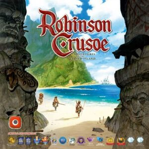 Robinson Crusoe Adventures on the cursed Island