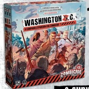 Zombicide 2nd Edition Washington Z.C. Expansion